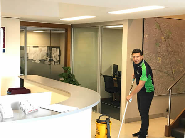 office cleaning norwest business park